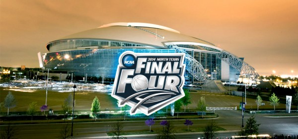 NCAA FINAL FOUR 2014 LOGO