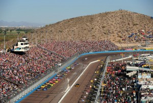 Phoenix International Raceway plays host two week two in NASCAR.