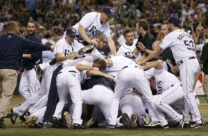 Rays picked to be the 2014 World Champions by ESPN analyst Jayson Stark
