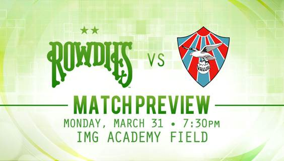 Rowdies match preview
