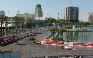 ST. Pete gears up for the 2014 Firestone Grand Prix of St. Petersburg. The opening race to the INDYCAR season.
