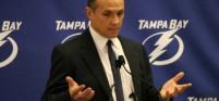 Tampa Bay Lightning GM Steve Yzerman