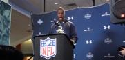 Teddy Bridgewater NFL Scouting Combine