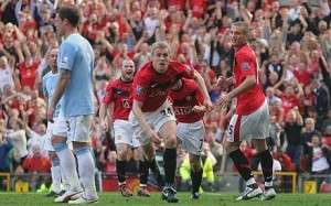 The Manchester Derby as City faces United on Tuesday 345pm NBCN