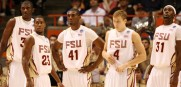 The Seminoles looking for a signature win to help get them into the NCAA Tournament.