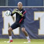 Tim Howard Joins NBC Sports as Soccer Analyst