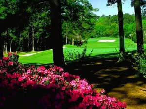 Augusta National will be in full bloom this weekend