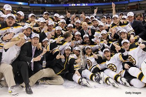 Boston Bruins won the Stanley Cup in 2011 and Vegas odds makers like them to do it again in 2014.