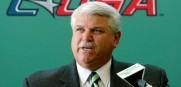 Press conference announcing that the Univeristy of North Texas will join Conference USA in 2013