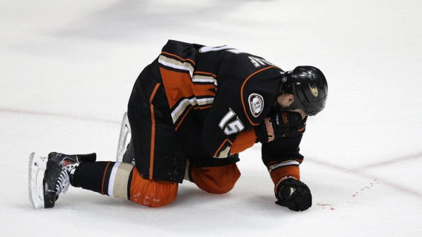Ducks Ryan Getzlaf  2014