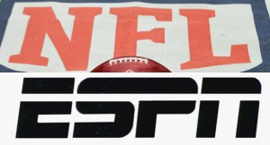 ESPN AND NFL LOGO