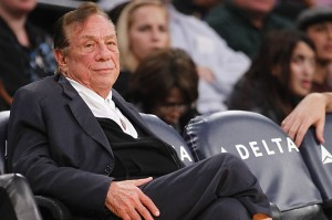 For the moment Donald Sterling sits alone in the NBA circus.