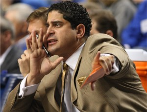 Kentucky assistant coach Orlando Antigua is the perfect fit for USF