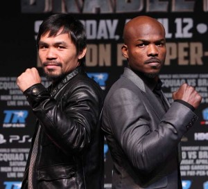 Pacquiao Vs.Bradley tonight at the MGM Grand in Las Vegas