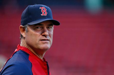 Red Sox John Farrell
