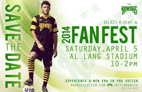 Rowdies Fan Fest