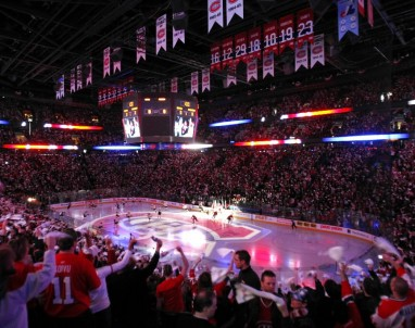 The Bell Centre is the toughest place to play in all of the NHL according to a 2013 player poll.