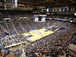 The XL Center in Hartford will host the AAC tournament in 2015