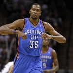 Kevin Durant Leads The MVP Race