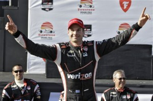 Will Power won the season opener at St. Pete and now he goes for two in a row at Long Beach