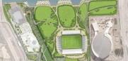 Beckham Site Plan