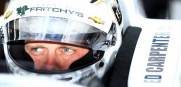 Ed Carpenter will run from the poll for the second year in a row at the INDY 500