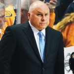 Caps' Trotz Downplays Doubts About Ovechkin