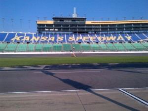 Kansas Speedway will be packed tonight as the Sprint Car gang is in town for the 5 Hour Energy 400
