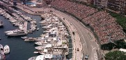 Monte Carlo is the backdrop for Sunday's Grand Prix of Monaco