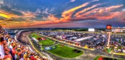 NASCAR Coca Cola 600 brings down the curtain on a full day of racing.