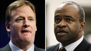Roger Goodell, NFL commissioner, and NFLPA boss DeMaurice Smith will be talking soon.