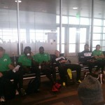 Rowdies Flight Gets Delayed