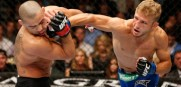 Underdog T.J. Dillashaw beat Renan Barao to win the title in a huge upset at UFC 173