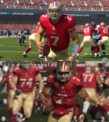 49ers_Colin_Kaepernick_2014 EA Sports