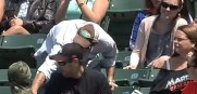 Cubs fan kind gesture