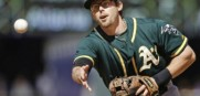 Athletics Eric Sogard