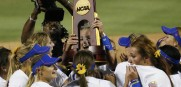The Gators bring home their first ever Women's World Series title.