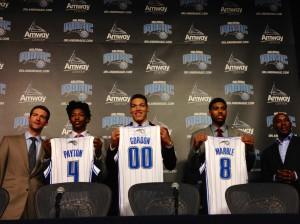 Orlando Magic 2014 Draft Picks