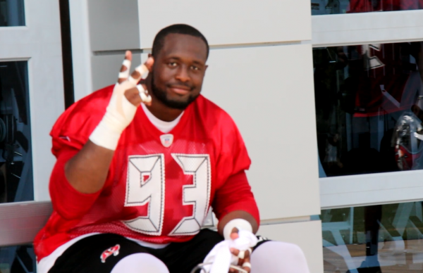 Gerald McCoy, man of the hour