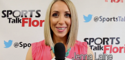 Sports Talk Florida Bucs Insider Jenna Laine