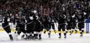 Los Angeles Kings Game 1 Stanley Cup 2014