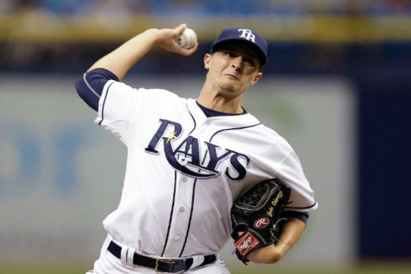 Rays Drop 10th In Row