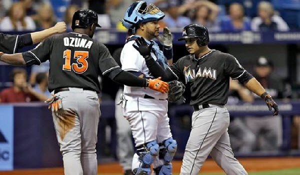 Marlins Rays