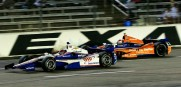 Texas Motor Speedway will play host to the Indycar series tonight