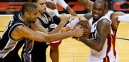 The Spurs and the Heat will battle once again for the NBA Championship.