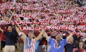 United States fans have made soccer a mainstream sport.