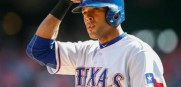 Alex Rios Rangers
