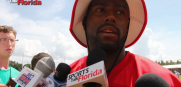 Alterraun Verner Bucs Training Camp