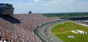 Chicagoland Speedway is in Joliet, Illinois and you could be there if you win the free contest.