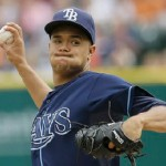 "Chris Archer On David Ortiz – ""I Never Saw Hank Aaron Flip His Bat"""
